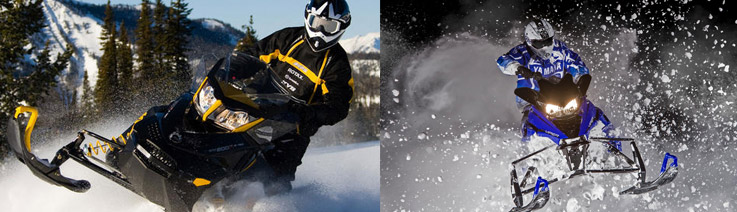 Snowmobile Paint Products - ColorRite