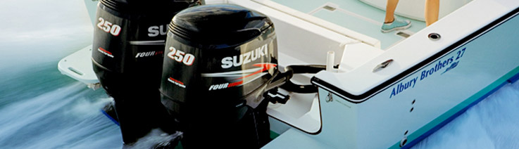 Suzuki Outboard Touch Up Paint