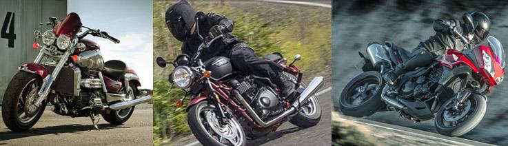 Triumph Thunderbird Storm Motorcycle Paint Colorrite